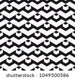 vector seamless pattern.... | Shutterstock .eps vector #1049500586