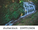 The Stream Flowing Against The...