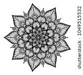 mandalas for coloring book....   Shutterstock .eps vector #1049515532
