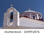 Orthodox Church On Samos