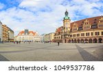 leipzig  germany   circa march  ... | Shutterstock . vector #1049537786