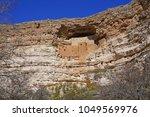 montezuma castle national... | Shutterstock . vector #1049569976