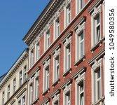 hamburg  germany   old... | Shutterstock . vector #1049580356