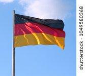 flag of germany   national... | Shutterstock . vector #1049580368