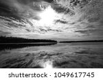 buffalo lake  montello  wi  03... | Shutterstock . vector #1049617745