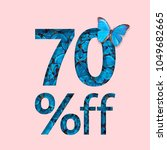 Seventy Percent Discount Sale...