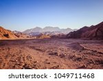 a mountain view of connection... | Shutterstock . vector #1049711468
