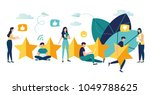 vector illustration on white... | Shutterstock .eps vector #1049788625