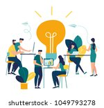 vector illustration  online... | Shutterstock .eps vector #1049793278