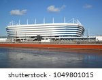 kaliningrad  russia   march 16  ... | Shutterstock . vector #1049801015