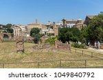 rome  italy   june 24  2017 ... | Shutterstock . vector #1049840792