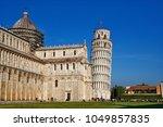 tourist from around the world... | Shutterstock . vector #1049857835