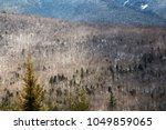 beautiful mountain terrain... | Shutterstock . vector #1049859065