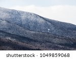 beautiful mountain terrain... | Shutterstock . vector #1049859068