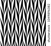 seamless pattern with triangle... | Shutterstock .eps vector #1049896382