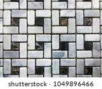 stone brick wall textured...   Shutterstock . vector #1049896466