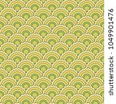 minimal fish scales squama... | Shutterstock .eps vector #1049901476