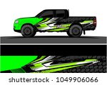 truck  car and vehicle racing...   Shutterstock .eps vector #1049906066