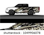 truck  car and vehicle racing... | Shutterstock .eps vector #1049906078