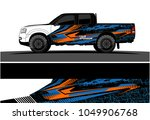 truck  car and vehicle racing... | Shutterstock .eps vector #1049906768