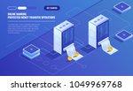 blockhain scheme  mining crypto ... | Shutterstock .eps vector #1049969768