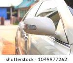 closeup car in each side | Shutterstock . vector #1049977262