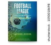 football game match goal moment ...   Shutterstock .eps vector #1050018698