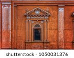 architecture in jaipur  india | Shutterstock . vector #1050031376