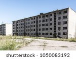 abandoned soviet apartment... | Shutterstock . vector #1050083192