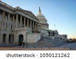 capitol building scenic view ...   Shutterstock . vector #1050121262