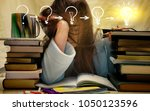 people  education  session ... | Shutterstock . vector #1050123596