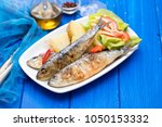 Grilled Sardines With Boiled...
