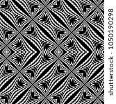 design seamless monochrome...   Shutterstock .eps vector #1050190298