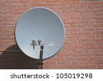 A Satelite Is Attached To The...