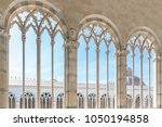 Beautiful Arched Windows  In...