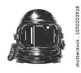 vector engraved style... | Shutterstock .eps vector #1050203918