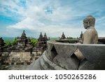 amazing view of ancient... | Shutterstock . vector #1050265286