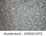 Close Up Of Small Tiny Stone...