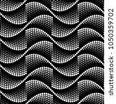 vector seamless texture. modern ... | Shutterstock .eps vector #1050359702