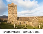 historic church of st clements... | Shutterstock . vector #1050378188