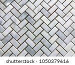 stone brick wall textured...   Shutterstock . vector #1050379616