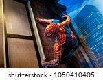 amsterdam  netherlands   march  ... | Shutterstock . vector #1050410405