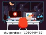 graphic design professional...   Shutterstock .eps vector #1050449492