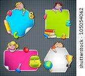 vector illustration of...   Shutterstock .eps vector #105054062