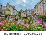 The Picturesque French Town Of...