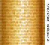 abstract gold mosaic squares.... | Shutterstock .eps vector #1050564692