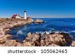 Portland Head Lighthouse In...