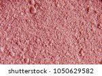 dry mask of clay powder.... | Shutterstock . vector #1050629582