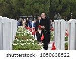 canakkale  turkey   march 18 ... | Shutterstock . vector #1050638522