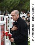 canakkale  turkey   march 18 ... | Shutterstock . vector #1050638546